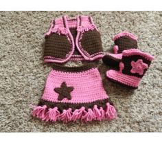 haken country on Pinterest Cowboy Hats, Crochet Cowboy ...