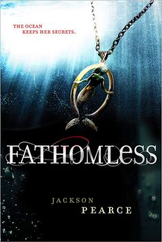 FATHOMLESS is a companion book to SISTERS RED and SWEETLY, and is a retelling of Hans Christian Anderson's The Little Mermaid.
