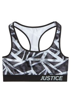 Turn to Justice for girls' sport bras, designed for a comfortable & supportive fit. Justice Bras, Shop Justice, Justice Clothing, Girls Sports Clothes, Girls Fashion Clothes, Sporty Clothes, Pink Clothes, Teen Fashion, Cotton Sports Bra