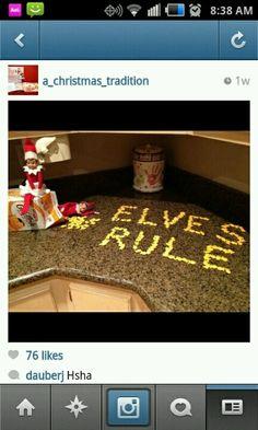 elf+on+the+shelf+ideas | Elf ideas | Elf on the Shelf
