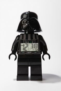 Star Wars Darth Vader mini Lego alarm clock. Whats not to love?