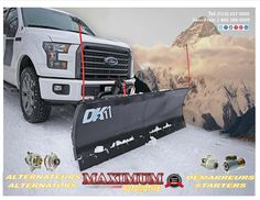 Pre-Season snow removal equipment maintenance begins Snow Removal Equipment, Monster Trucks, How To Remove, Canada, Seasons, Winter, Winter Time, Seasons Of The Year, Winter Fashion