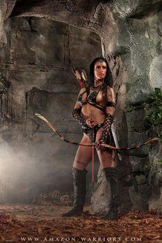 AMAZON-WARRIOR - ANTARIS by amazon-warriors