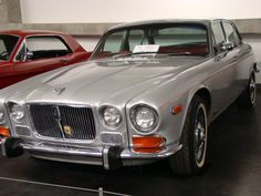 1973 Jaguar  Brought to you by the car insurance agents at House of Insurance Eugene, Oregon