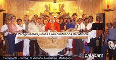 Queremos invitarlos a visitar los Santuarios del Mundo en compañía de un sacerdote. Solicita información sin compromiso. peregrinaciones@galasam.com.ec Telf. 04 2304488