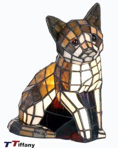 Cat Tiffany Lamp - Tiffany Accent Lamps - Tiffany Lamps China, Tiffany lighting Wholesale and Suppliers