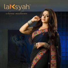 Beautiful Kavya Madhavan- Sexy in Saree Lakshya Boutique, Kerala Saree, Wedding Guest Looks, Girl Fashion Style, Black Saree, Stylish Sarees, Saree Dress, Saree Styles, South Indian Actress