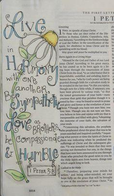 Bible Journaling with flowers Scripture Doodle, Scripture Study, Bible Art, Faith Bible, Bible Scriptures, Bible Study Journal, Art Journaling, Scripture Journal, Journal Art