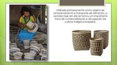 Utilizada primariamente como objeto de armazenamento e transporte de alimentos, a cestaria hoje em dia se tornou um import...