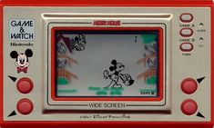 Mickey Mouse Game & Watch