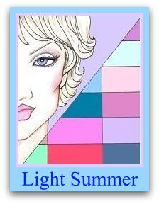 Six Colors That Distinguish Light Summer From Light Spring ...