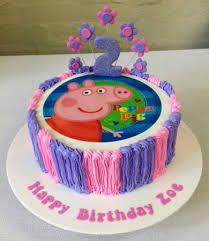 Resultado de imagen para peppa cake