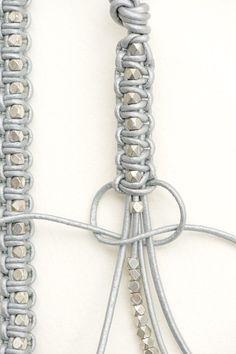 Make Your Own Jewelry Cord Bracelets Diy Accessories Diy Art Hemp Jewelry Diy Jewelry Jewelery Macrame Colar Bracelet Tutorial Diy Bracelets Easy, Macrame Bracelets, Making Bracelets, Beaded Friendship Bracelets, Diy Jewelry Making, Braclets Diy, Diy Jewlry, Diy Bracelets With String, Seed Bead Bracelets Tutorials