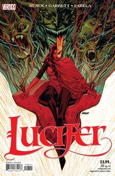 Lucifer (2015) Issue #8
