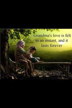Grandma's Love:
