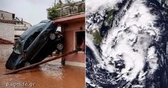"""Εφιαλτικό Βράδυ: Έρχεται Απόψε ο Μεσογειακός Κυκλώνας «Ζήνωνας» στην Ελλάδα! Δείτε ποιες Περιοχές θα «χτυπήσει» Σας ενδιαφέρουν                          Ο Μουρατίδης κλείνει σπίτια. """"Αυτές είναι οι κυρίε..."""