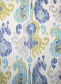 Housie Inspiration: Fabrics for Spring | The Happy Housie