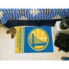 Golden State Warriors NBA Starter Floor Mat (20x30)