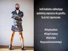 Michał Zawer - Razem przeciw kulturze gwałtu! #StopGwaltom #StopPrzemocy #HeForShe #ozgecanicinminietekgiy