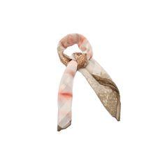 LENÇO ONÇA em tecido 100% seda com estampa floresta com onça nas cores creme, bege e verde escuro. #lenços #lenço #moda #modafeminina #acessórios #acessóriosfemininos #scarf #scarfs #fashion #womensfashion #femalleacessories