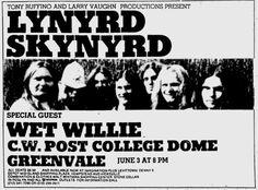1975- omg Wet Willie!