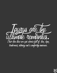 Taurus true!