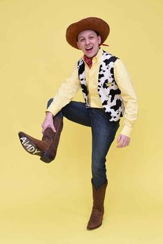 Disney Toy Story - Woody Deluxe Adult Costume  7974d23329f