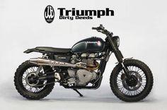 "Triumph ""Dirty Deeds"" Scrambler by JvB-moto - Image 2"