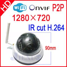 2014 New Arrival Hot Sale Freeshipping Yes Infrared  Cctv Security Onvif Demo Ip Camera Wireless Wifi 720p Hd Mini P2p Home