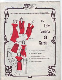 Transformaciones Actuales de Alta Costura-Verona