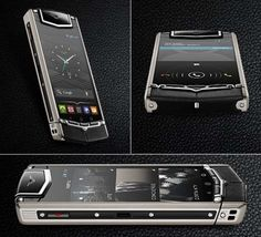 Handmade in England & Powered by Android: The brand-new Vertu Ti smartphone costs over USD 10,000