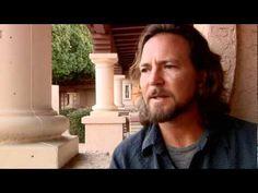 Eddie Vedder clip from Off the Boulevard