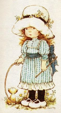 Hobby For Couples At Home - Hobby Horse - - Hobby Illustration Childhood - - Hobby Lobby Decor Sarah Key, Hobbies To Try, Vintage Girls, Vintage Children, Vintage Art, Hobby Horse, Holly Hobbie, Illustrations, Sketches