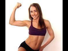 ▶ Full Body 45 Min Sweat-Fest | Burn 700 Calories | Cardio | Strength | Abs - YouTube