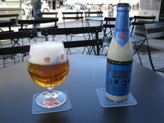 "Tried this at Commonwealth tonight 7/12/14. It had a smoky taste that grew on me.   DELERIUM TREMENS - A top-ranked Belgian golden ale. Named ""Best Beer In The World"", in 2008. ABV - 8.5%   Grade-B"