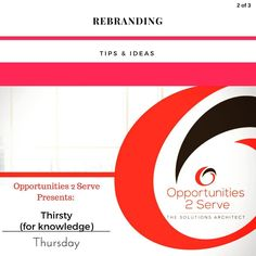 """Transform Your Business by Rebranding It - Help Can Rebranding Help Your Business? It can help consumers understand your new focus. It can help create a new brand reputation or a new product or service that changes what your business is all about. It can help you start defining or redefining your: Strategy (Goals for what you want your new brand identity to accomplish) Vision Statement (Motivations and aspirations for your business) Mission Statement (Your brands """"Why"""") and Brand Character…"""