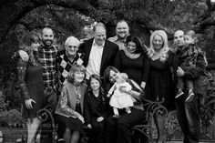 Los Gatos Extended Family Session by Cristin More Photography