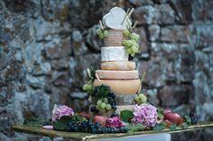 """un """"cheese wedding cake"""" pour changer !"""