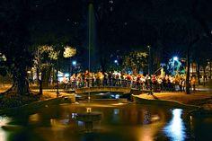 São Paulo - Praça de República by Eli K Hayasaka, via Flickr