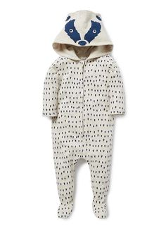 Baby Clothes Jumpsuits Newborn Clothes Jumpsuits   Novelty Onesie With Feet   Seed Heritage