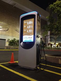 Electric vehicle charging station design for volta industries, hawaii. Ev Charger, Electric Car Charger, Electric Cars, Electric Vehicle, Ev Charging Stations, Electronic Gifts For Men, Car Station, E Motor, E Mobility