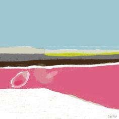 Digital painting Octave Pixel #nicolas de Stael #artiste #contemporain #contemporary #art