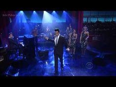 Justin Shandor - Can't Help Falling In Love - David Letterman 2-6-13