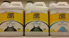 PRINT NOW! New High Value Purina Tidy Cats Coupon + Gift Card Offer at Target! http://heresyoursavings.com/print-now-new-high-value-purina-tidy-cats-coupon-gift-card-offer-target/
