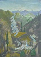 Fulvio Pennacchi - Natividade, 1980