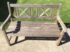 Outdoor garden bench teak | Lounging & Relaxing Furniture | Gumtree Australia Belmont Area - Kewdale | 1107327983