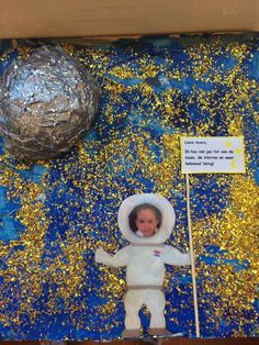 pictures of outer space Space Crafts For Kids, Space Preschool, Space Activities, Art For Kids, Space Projects, Projects For Kids, Solar System Projects, Outer Space Theme, Astronauts In Space