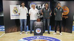 Los dos entrenadores de los equipos finalistas saben bien lo que deben hacer para que sus jugadores sean capaces de olvidar un sinsabor tan grande como la que sufrió tanto el Real Madrid con la Euroliga, como el Valencia Basket con la Eurocup.