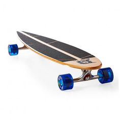 Detroit Surf Company longboard: Indulge your inner daredevil (OK, your teenager's) with this sleek pintail-shape board. Details: http://www.midwestliving.com/holidays/christmas/midwest-living-holiday-gift-guide-2015/?page=3