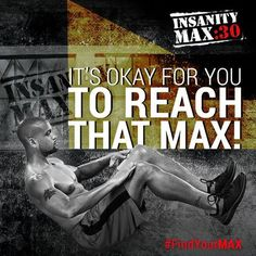 getting that flat stomach Insanity Workout Motivation, Fitness Motivation, Beachbody Insanity, Insanity Max 30, Six Pack Abs, Its Okay, Tips, Flat Stomach, Workouts